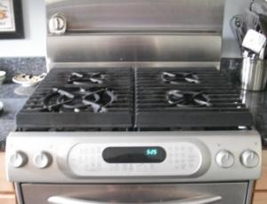2001B kit stove