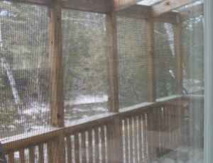 1005L Screened in porch